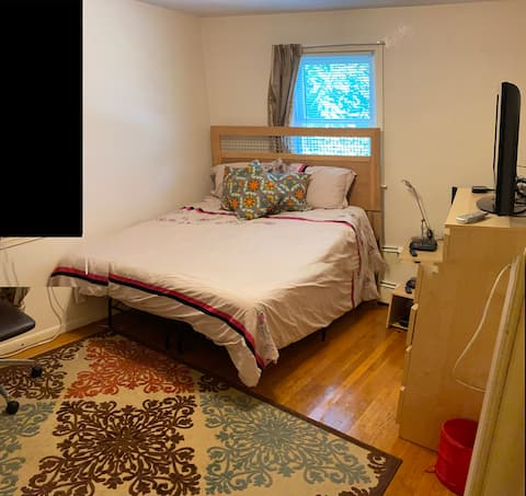 Private Double Room(#2) in a Quiet & peaceful City