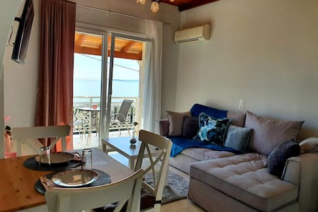 3 person apartment with view of the ionian sea