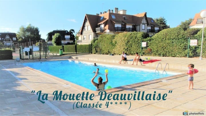 """COUP DE ❤️""➡Classé 4⭐⭐⭐⭐Tennis-Piscine-Parking"
