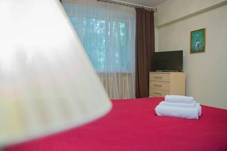 1 комнатная, Алматы, Достык 123/4 (31) - Almaty - Wohnung