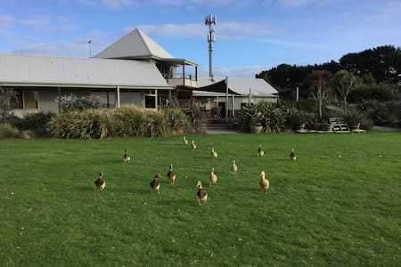 Garden Oasis over looking Churchill Island - Phillip Island