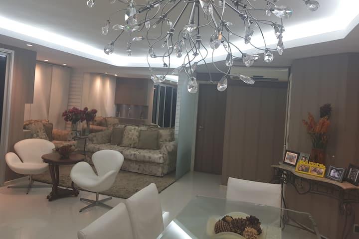 Suite Alto padrão em Manaus Aleixo prox UFAM