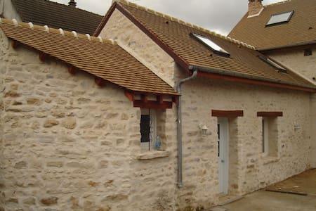 maison en pierre 44 m2 - Baulne - Talo