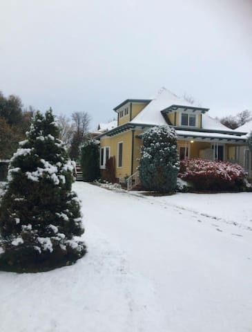 The Whistle Stop Bed & Breakfast