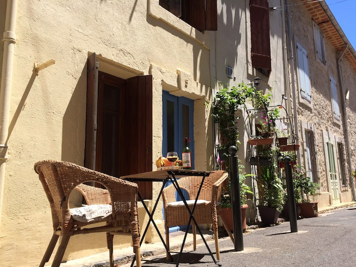 Medieval townhouse near Canal Du Midi and Beziers