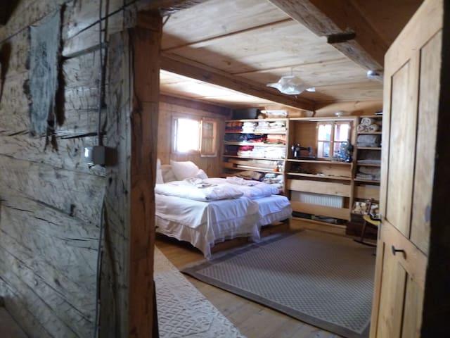 2. Guest room in main house/Gästezimmer im Haupthaus
