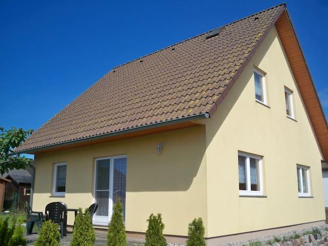 Ferienwohnung Sonnenblick - Seebad Bansin - Lägenhet