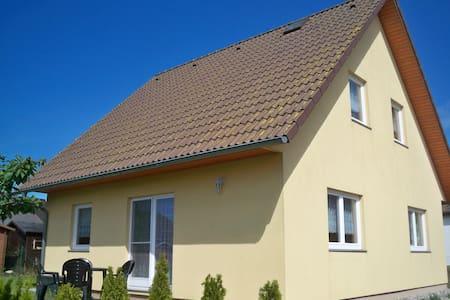 Ferienwohnung Sonnenblick - Seebad Bansin - Flat