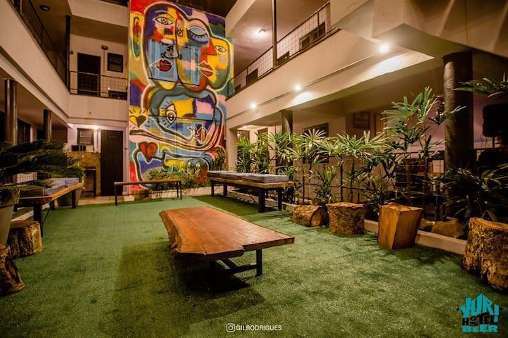 Sua casa de hospedagem.. Aconchego, simplicidade!