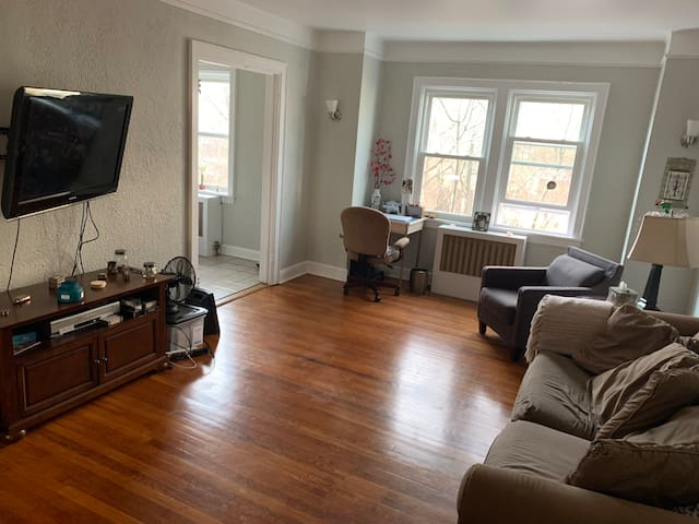 Bright and Sunny One Bedroom in Downtown Stamford!