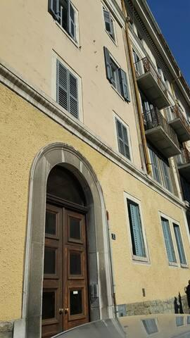 Trieste appartamento affitto stanze stanza