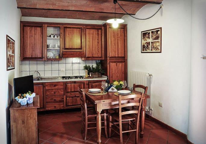 OLIVO -Agriturismo Il Piaggione - Venturina - Apartament