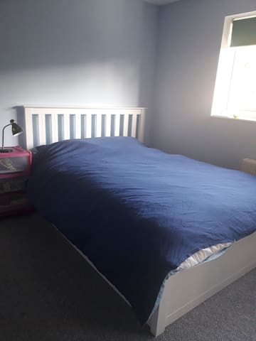 Nice room, free parking, 5 mn walk from hospital