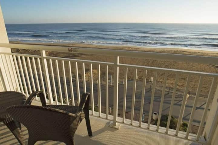 Stay Oceanfront at the Ocean Sands