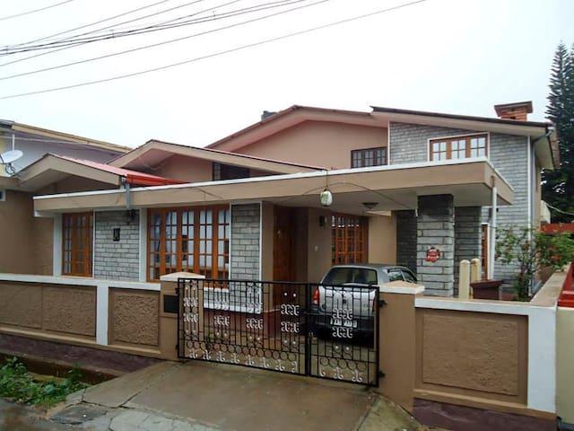 3 BHK villa in madikeri