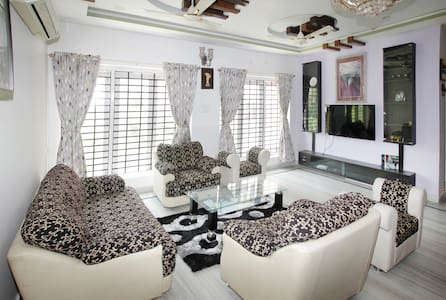 3 BHK Fully Furnished Apartment - Hyderabad - Apartment