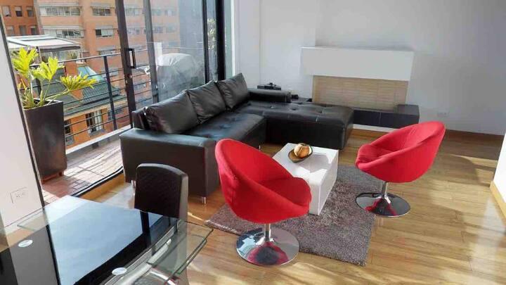 Apartamento BOTANICAL-LUXURIOUS-Cosmos 100-2 Hab