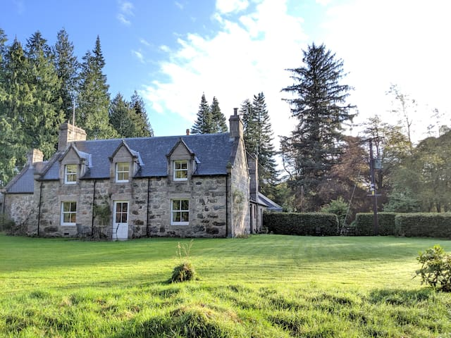 A fabulous holiday home in Royal Deeside