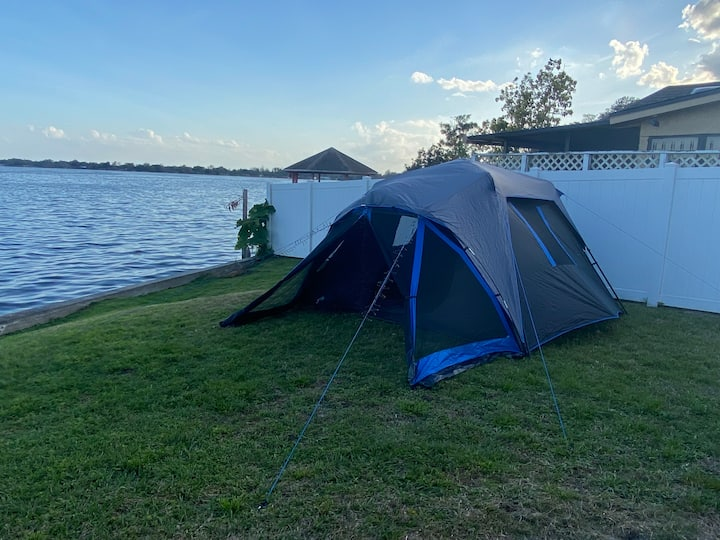 Camp Site (not the house) near downtown Orlando!