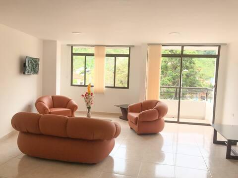 Confortable apartamento, OCAÑA