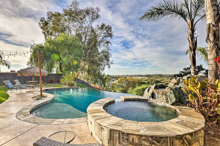 Spectacular Chula Vista House w/ Backyard Oasis!
