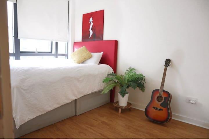 Private Apartment, Perfect Location to City Centre