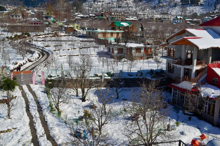The Countryside Cottage Resort - Manali - Bed & Breakfast