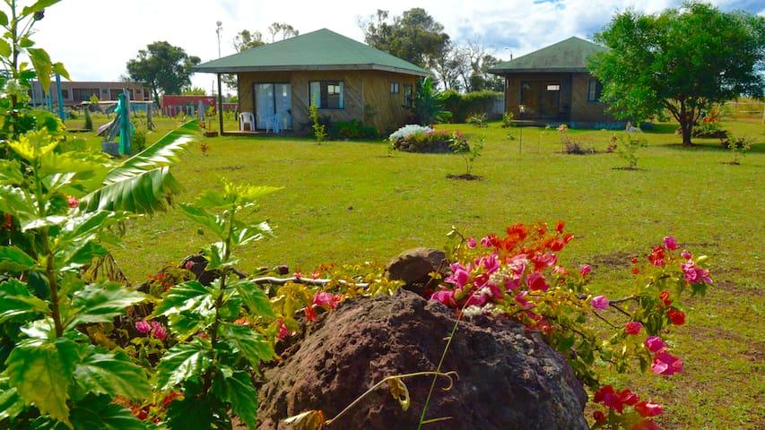 Cabañas Kaituoe Shack Rapa Nui Easter Island