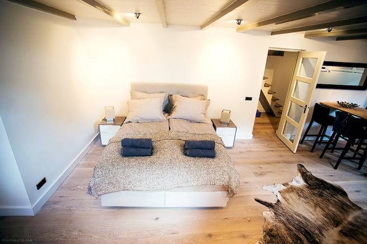 Johannes Verhulststraat - 1 bedroom - Sleeps 2