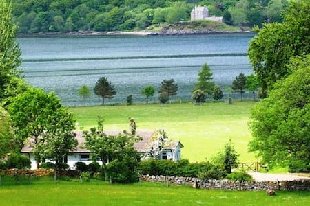 Ardno Cottage by Loch Fyne