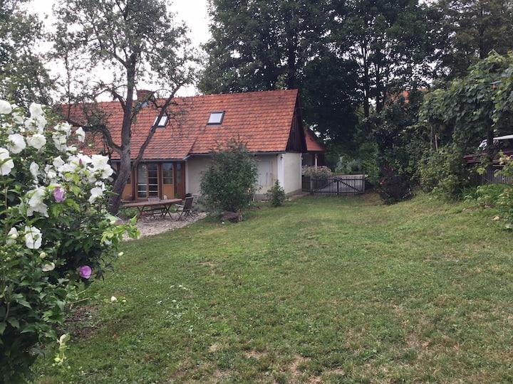 Altes Winzerhaus Kitzeck Sausal Südsteiermark
