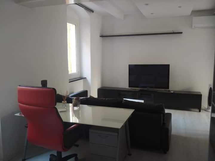 Genova Nervi new modern flat