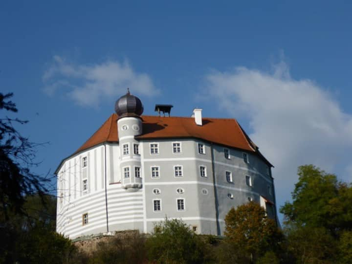 Schloss Schönberg bei Regensburg (Suite Ostflügel)