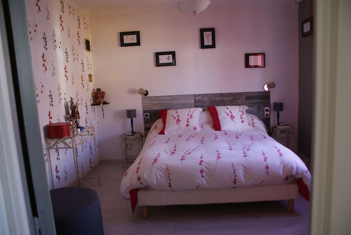 Chambres location maison Arnage - Arnage - Hus