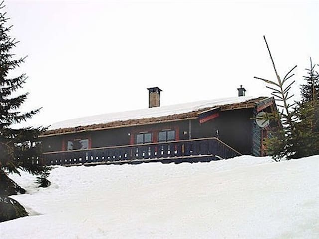 Centrally located cottage at Sjusjøen ski center. - Sjusjøen