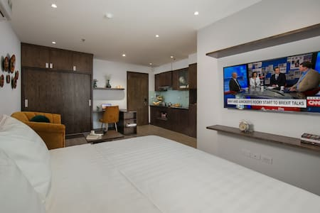 ★Opening Offer★Cozy serviced apartment in Cau Giay
