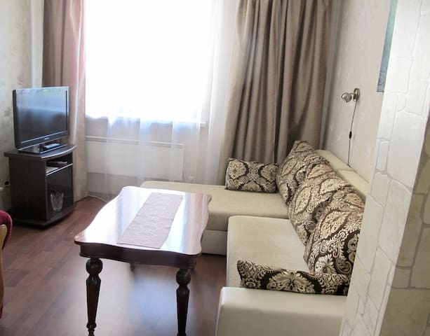 1 room flat in city center - Palanga - Apartament