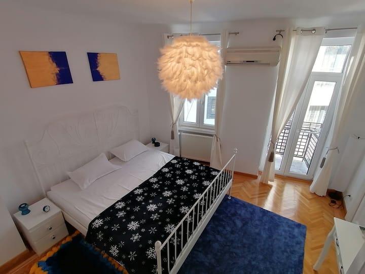 Cismigiu Park Apartment Cazzavillan