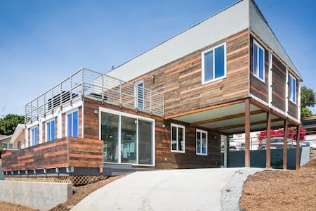 Island Guest Suite: Shipping Container Home - San Diego - Ház