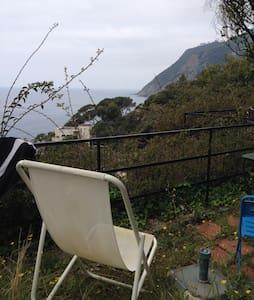 Appartamentino al mare con giardino - Framura  - Huoneisto