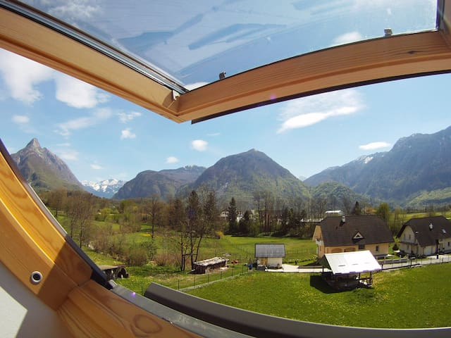 Wild Soca House Apartment - Bovec - Maison