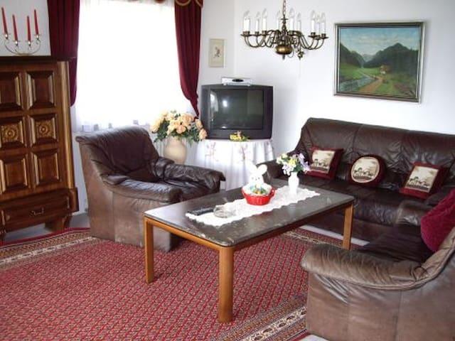 Haus Schönblick, (St Georgen), Ferienhaus 120qm, 4 Schlafzimmer, max. 8 Personen