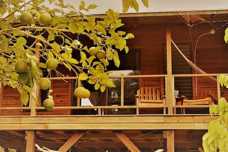 Sanpopo Cottage ·Fully Equipped Tree Top Get-away