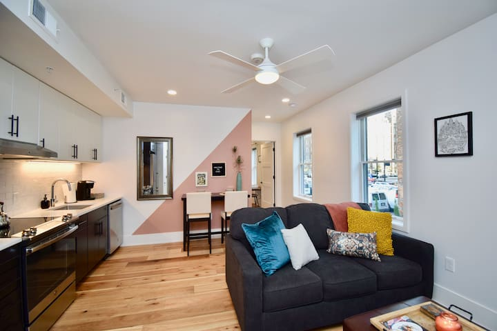 UNBEATABLE LOCATION! Stylish High End Condo in OTR