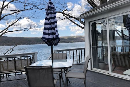 Tiny Cottage on Honeoye Lake