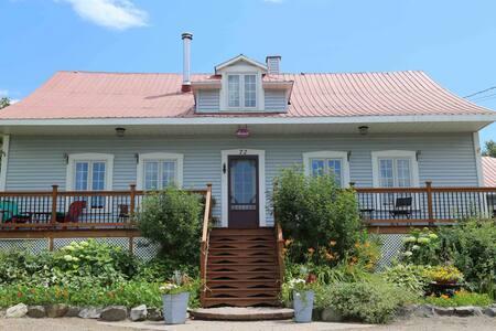 Maison au Diablovert au Kamouraska