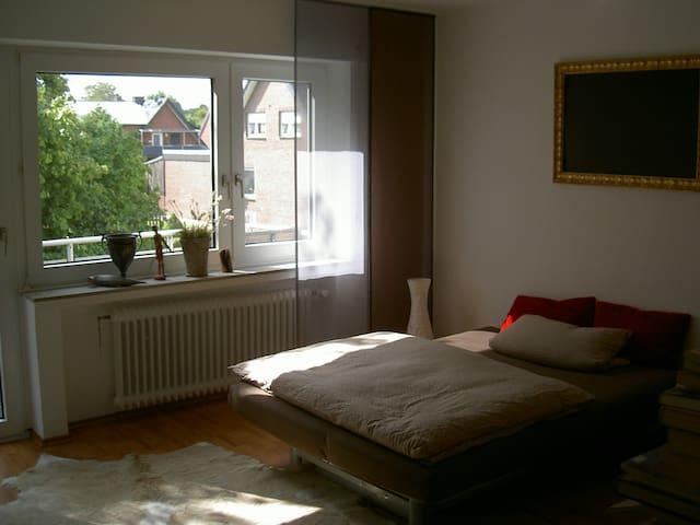 """gemütliches Doppelzimmer """"Kuba"""" mit Balkon - Horstmar"""