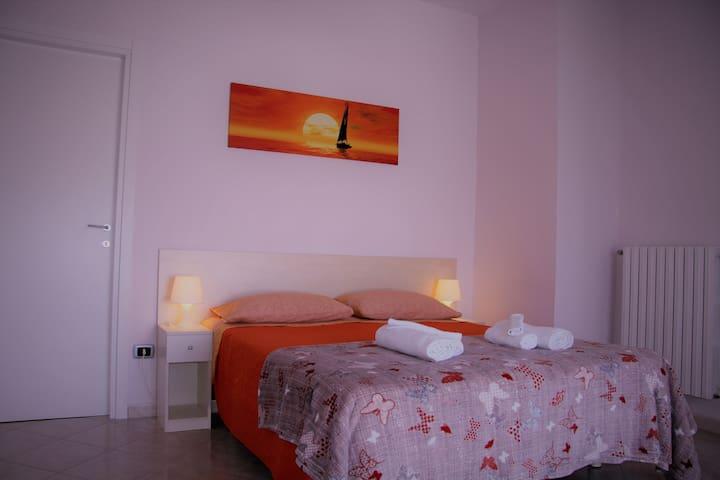 b&b ZEFIRO camera matrimoniale/ doublebed room
