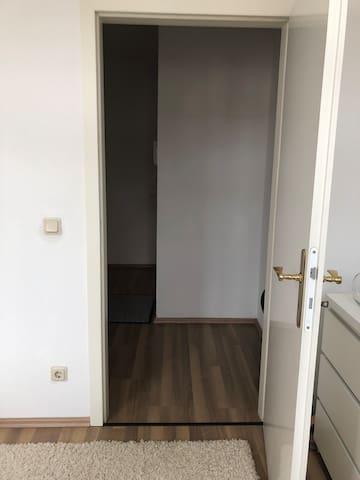 Schöne kleine Wohnung in Zentrumsnähe
