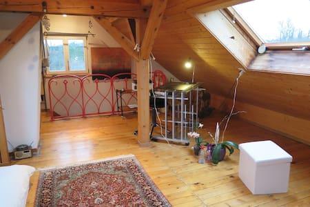 cozy bedroom - Bülach - 独立屋